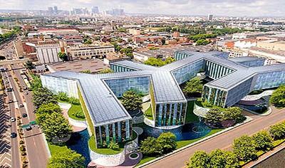 Energy Plus, el edificio más ecológico del mundo